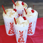 Today Only! 50% Off Sonic Shakes, Floats & Slushes