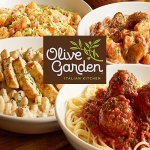 Lunch Duos + Unlimited Soup or Salad & Breadsticks