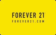 FOREVER 21: BOGO FREE on Selected Item