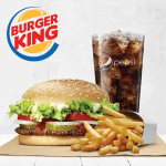 Burger King $5 Meal Deal or 2 Meals for $8.99