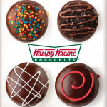 Today Only! Free Chocolate Donut w/ Any Purchase