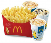 BOGO Free McDonald's McFlurry or Fries!