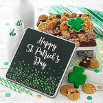 St. Patrick's Day 17% Off Everything! at Mrs. Fields
