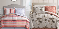 8-Piece Reversible Comforter Sets in ALL Sizes $29.99 Shipped (Reg $100)