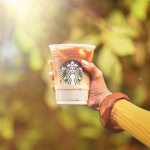 Today Only! Starbucks Double Star Day