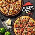 50% Off All Menu Priced Pizzas