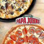 $10 for Large 3-Topping Pizza at Papa John's