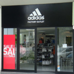 50% Off Adidas Factory Outlet (In-Store)