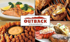 Up to $5 Off Two Outback Steakhouse Entrees