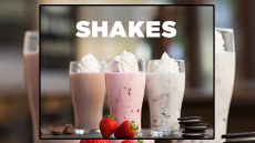 Free Milkshake With Entree Purchase At Johnny Rockets On July 21, 2019