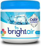 Bright Air 900090 Solid Air Freshener and Odor Eliminator, Cool and Clean Scent $4.59 (REG $10.40)