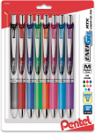 Pentel EnerGel RTX Retractable Liquid Gel Pen, Medium Line $10.09 (REG $24.00)