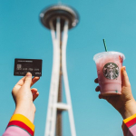 Earn 43 Free Drinks w/ Starbucks Rewards Visa Card