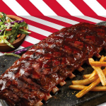 Today Only! $7.99 Fridays 'Big Ribs Big Deal'