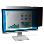 3M Privacy Filter for 23.8″ Widescreen Monitor, Reduces blue light $67.63 (REG $204.98)