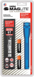 Maglite Mini LED 2-Cell AA Flashlight with Holster, Blue$16.64 (REG $33.85)