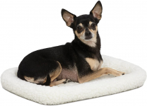 MidWest Bolster Pet Bed | Dog Beds Ideal for Metal Dog Crates | Machine Wash & Dry$5.99 (REG $15.99)