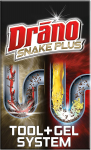 Drano Gel Drain Clog Remover and Cleaner 16oz and Snake Plus Tool 16 inches$5.97 (REG $11.09)