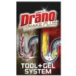 Drano Snake Plus Tool + Gel System, Commercial Line $3.66 (REG $6.29)