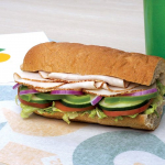 $5 Off Any Subway Order via PayPal