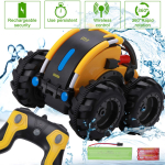 LIMITED TIME DEAL!!! RC Stunt Car 360° Rotating Tumbling Truck $19.54 (REG $35.99)