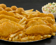 $5 Dollars Off 8-piece Family Meal at Long John Silvers