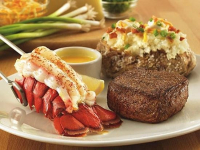 Outback Steakhouse/ Steak and Lobster $16.99