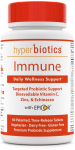Immune: Hyperbiotics Daily Immune & Wellness Support Probiotics 30 Day Supply $19.95 (REG $39.95)