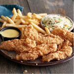 $5 Ruby Tuesday Chicken Tender + Tots or Fries