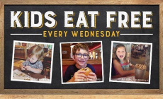 Every Wednesday Kids Eat Free With Adult Purchase – Logan's Roadhouse