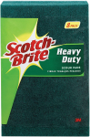 Scotch-Brite Heavy Duty Scour Pads, 8 Pads $6.61 (REG $11.52)