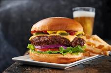Max & Erma's / Cheeseburger and Endless Fries $6 – Thursday