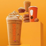 Today Only! Free Dunkin Donuts Drink w/ $10 Order
