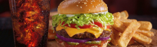 National Cheeseburger Day $5 Gourmet Cheeseburger* with Bottomless Steak Fries® at Red Robin