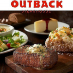 $4 or $5 Off At Outback Steakhouse