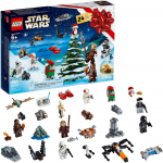 LEGO Star Wars 2019 Advent Calendar 75245 Holiday Gift Set Building Kit $24.99 (REG $39.99)