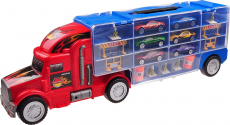Cool Toy Truck with 12 Cars and Many Extra Accessories $15.95 (REG $39.99)
