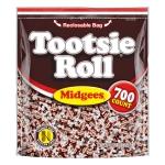 Tootsie Roll Original Chocolatey Twist Midgees, Resealable Stand-up Bag$12.72 (REG $19.11)