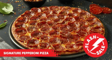 Red Robin Flash Sale/ Free 10″ Pizza Appetizer With $10 Purchase