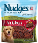 Nudges Steak Grillers Dog Treats $14.99 (REG $23.99)