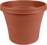 Bloem Terra Plastic Pot Planter 6″ Terra Cotta$2.99 (REG $7.99)