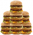 McDonald's Is Giving Out 1-Cent Big Macs All Week