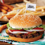 $4 Burger King Impossible Whopper via App