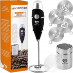 High Powered Milk Frother COMPLETE SET $15.99 (REG $24.99)