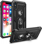 iPhone X Case | iPhone Xs Case [ Military Grade ] 15ft. Drop Tested Protective Case $9.99 (REG $19.99)