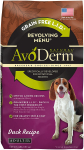 AvoDerm Natural Duck Recipe, Food Intolerance & Sensitivities, Dry Dog Food $8.12 (REG $22.19)