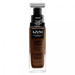 NYX PROFESSIONAL MAKEUP Can't Stop Won't Stop Full Coverage Foundation $3.97 (REG $15.00)