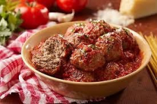 Bertucci's Brick Oven Pizza & Pasta MEATBALL MONDAY! Enjoy 50% Off Everything Meatball, Every Monday!