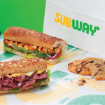 $6 Off Your Next Subway Order w/ App
