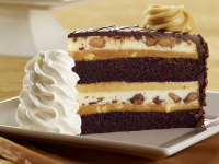 The Cheesecake Factory /FREE Slice of Cheesecake When You Spend $30+